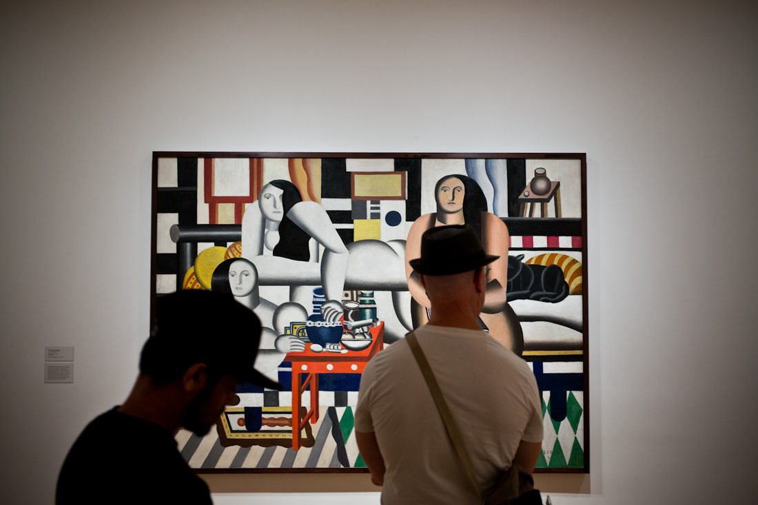 New York, The Museum of Modern Art (MoMA)