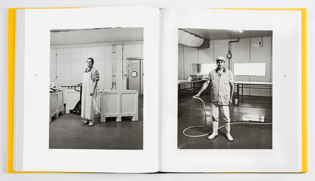 In Fabbrica, Musumeci 2003, photographs by Stefano Torrione, text by Eugenio Alberti Schatz.