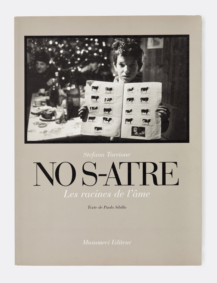 No-S-Atre, Musumeci 1997, photographs by Stefano Torrione