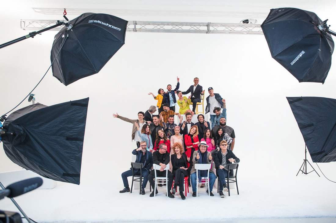 Sanremo 2017 Singers