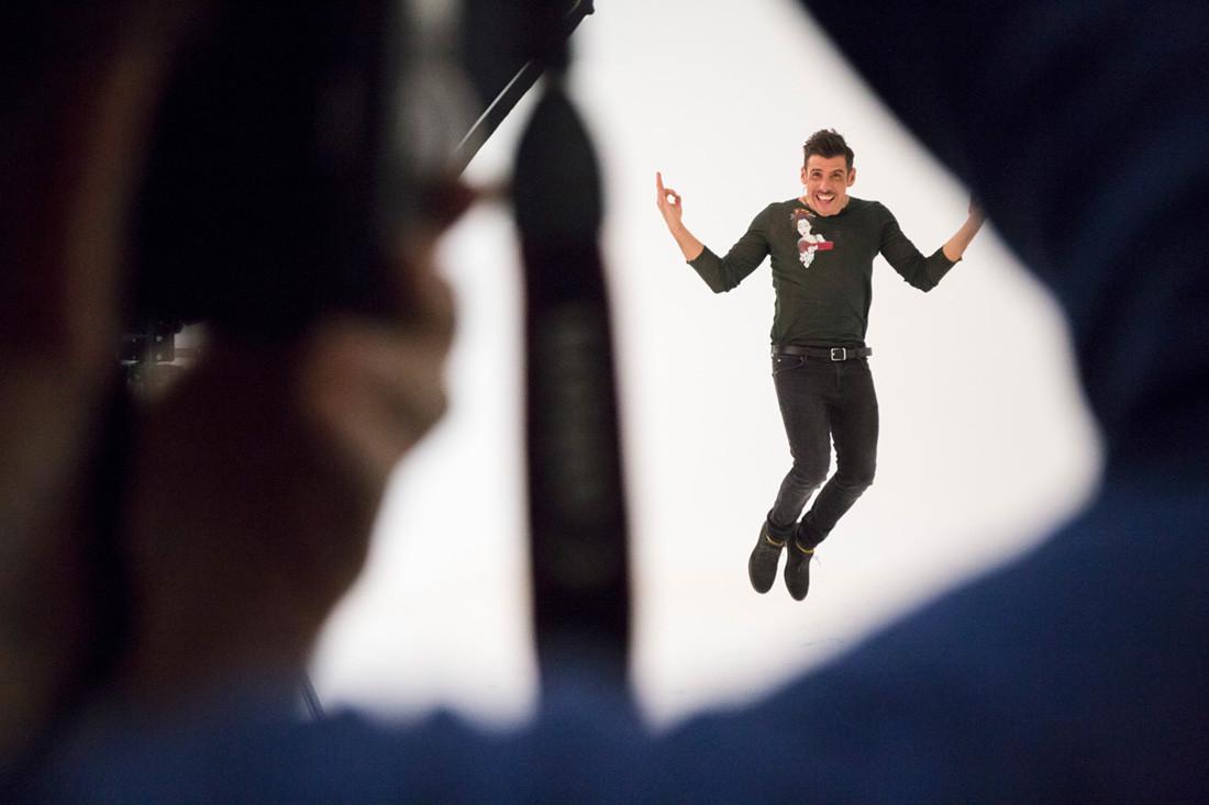 Sanremo 2017 Francesco Gabbani