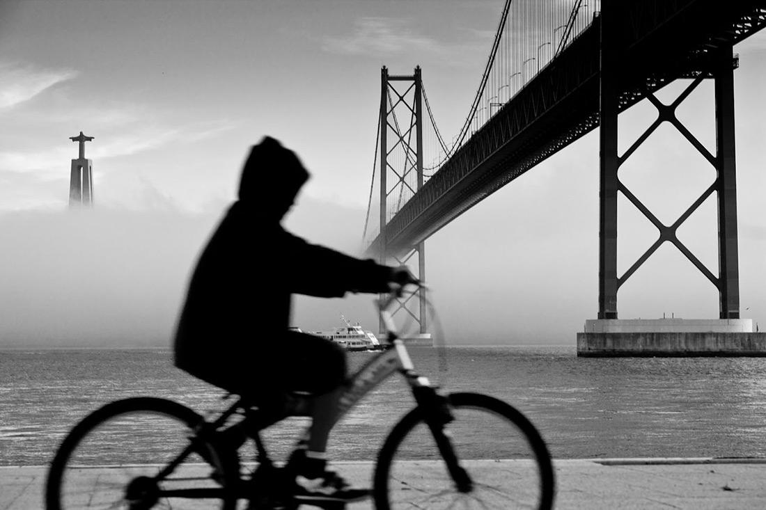 Portugal, Lisbon, 25th of April Bridge, Stefano Torrione