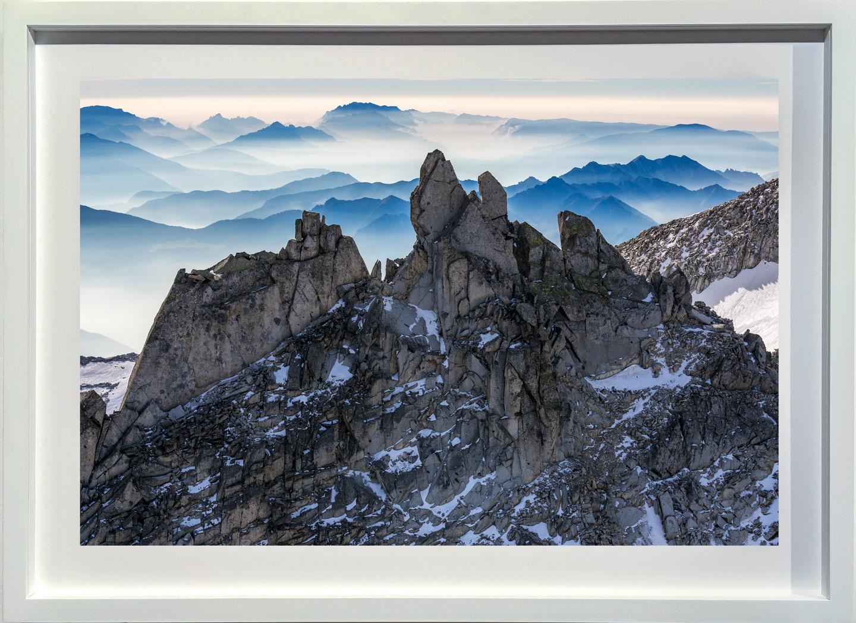 2014 Gruppo Adamello, Bottiglia di Cavento, sentiero degli Alpini