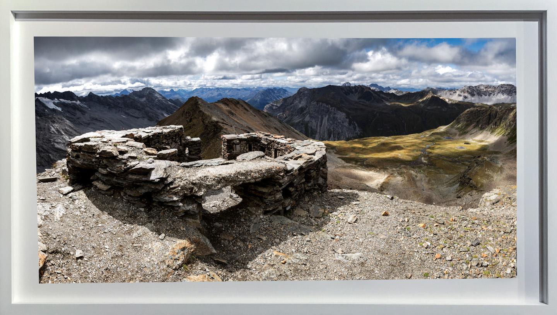 2015 Gruppo Stelvio, Fillon del Mot, osservatorio italiano avanzato di quota 2931m