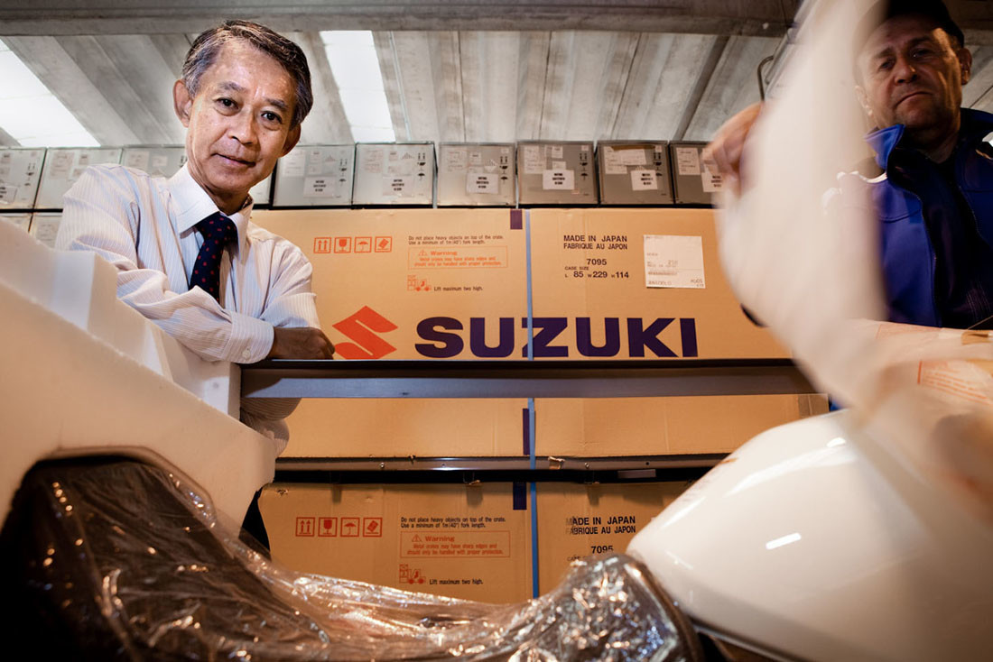Suzuki Italy