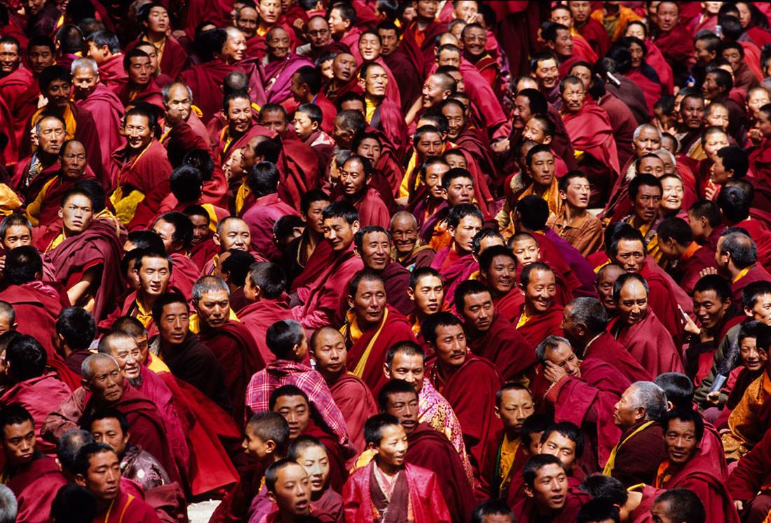 Tibet, Katok