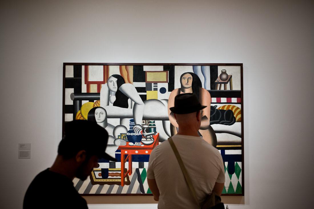 New York, The Museum of Modern Art (MoMA)