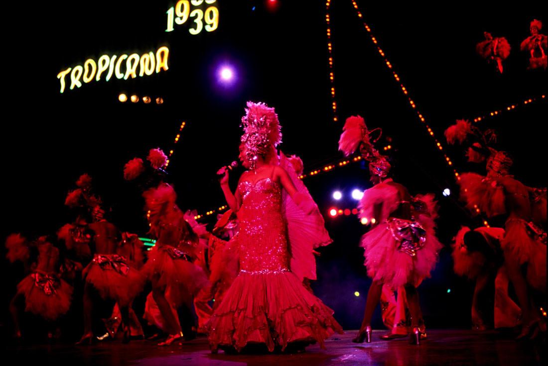 Show at Tropicana night club