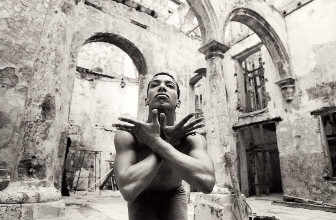 Dancer in Old Havana