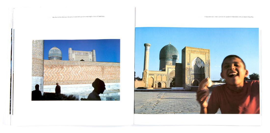 Tien Shan, in Asia Centrale sulle orme di Scipione Borghese e Jules Brocherel, Edizioni Voice 2001, photographs by Stefano Torrione, text by Eugenio Alberti Schatz