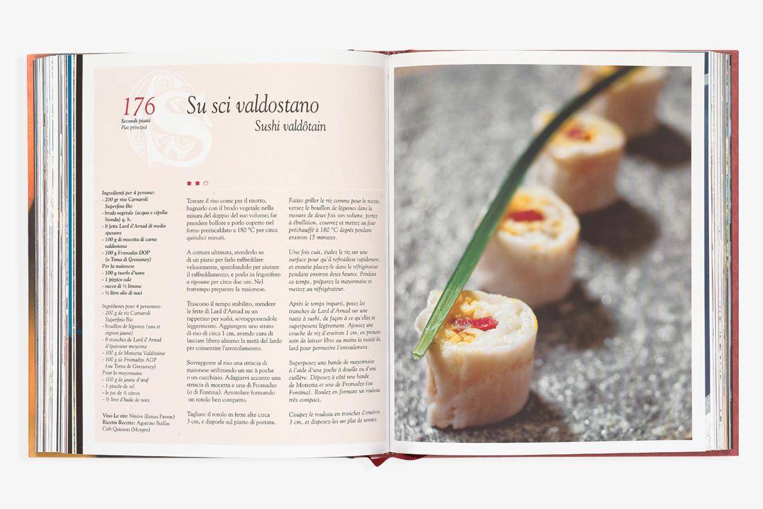 Valle d'Aosta in cucina, SimeBooks 2014