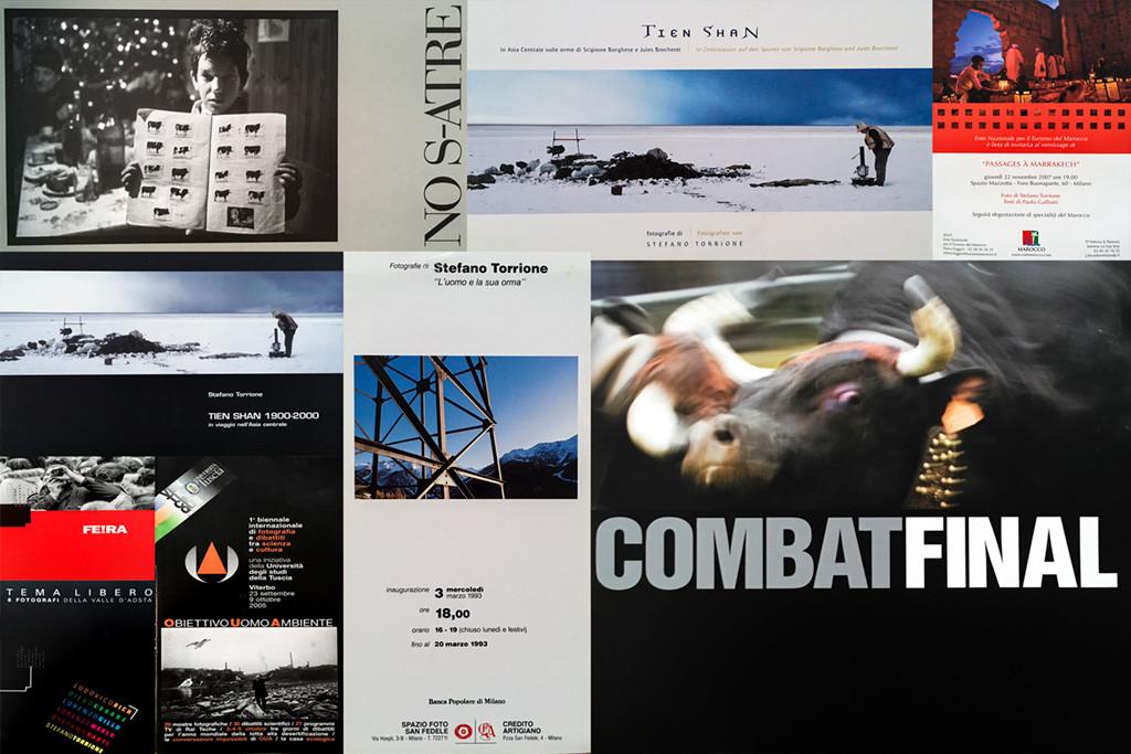 Stefano Torrione Exhibitions